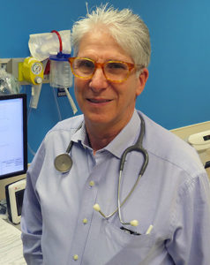 Larry Lands award winner in pediatrics